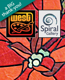 Thank you: public and Spiral Gallery