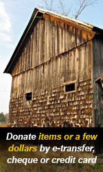 Donate to the farm