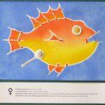 Close-up #1 of Pin Cushion Fish